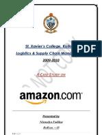 Amazon Supply Chain Analysis