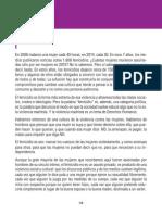 El documento leído por los oradores durante la marcha #NiUnaMenos