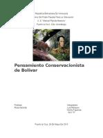 Conservacion de Minas