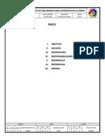 Reglamento de Seguridad para Contratistas 2012 La India.pdf