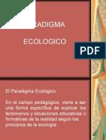 Paradigma Ecologico Ts 2