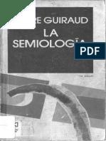 La Semiologia - Guiraud Pierre
