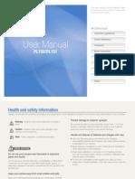 Samsung PL150(TL210) User Manual