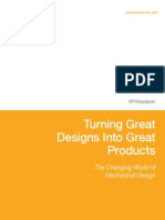 Turning Great Designs Into Great Products