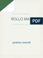 ROLLO MAY - Yaratma Cesareti
