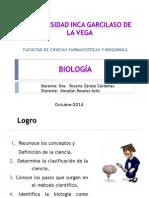Exposicion de Biologia