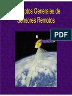 Conceptos Generales de Sensores Remotos