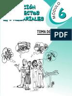 Generación de proyectos empresariales - Modulo 6