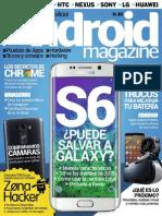 Android Magazine N.40 - Mayo_Junio 2015