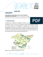 HidroGeologia de Urdaibai