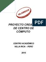 Centro de Computo Uladech 2