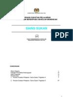 HSP Sains Sukan F4 dan F5