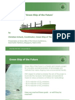 4 Green Ship of the Future - GSF Coordinator