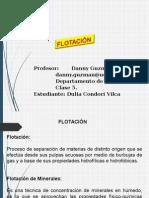 FLOTACION DIAPO
