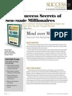 21 Secrets Self Made Summary - Success Magazine Book Summaries