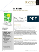 Brain Bible Summary - Success Magazine Book Summaries