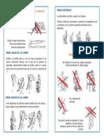Recomendaciones Protesis de Cadera