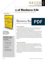 Facts of BizLife Summary - Success Magazine Book Summaries