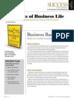 Facts of BizLife Summary - Success Magazine Book Summaries