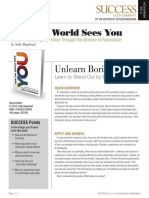 How the World Sees You Summary - Success Magazine Book Summaries