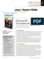 Smart Money Smart Kids Summary - Success Magazine Book Summaries