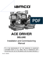 Ace Driver (Deluxe) [Installation & Commissioning] [English]