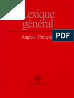 Lexique General