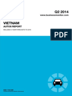 BMI Vietnam Autos Report Q2 2014
