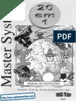 20 Em 1 - Br Manual - Sms