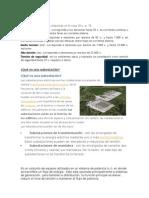 Generalidades de Subestaciones.