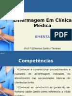 Ementa Enfermagem Em ClÃ-nica Médica