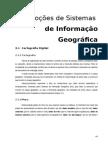 Noções de Sistemas de Informação Geográfica