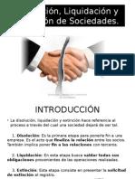 Disolución, Liquidación y Extinción de Sociedades.pptx