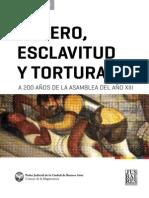genero esclavitud y tortura