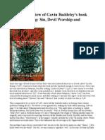 Varg Vikernes review Gavin Baddeley Lucifer Rising.odt