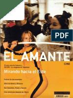 El Amante - Cine - Nº 139