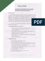 Felino Palafox, Jr. 145-Point Recommendation to Address Hazards