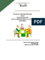 Ejemplo de Plan de Intervencion Integracion 2014 (2)