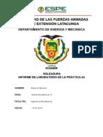 INFORME Soldadura Autogena