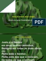 Hinario Novo Cântico - IPB