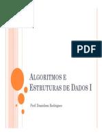 Aula3 - Revisao Geral Da Linguagem Algoritmica