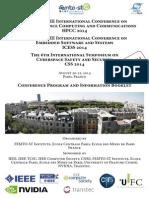 Hpcc2014 Program