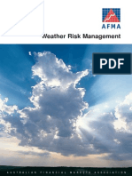 AFMA Weather Risk Management_brochure