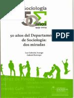 50 años del Departamento de Sociologia_dos miradas.pdf