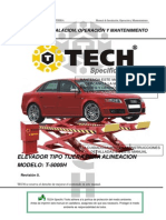 TECH - T-5000H - Manual de Usuario