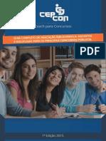 Bibliografia-cepcon Coaching Magistratura