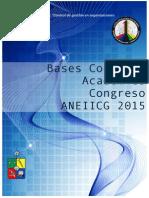 Bases Concurso Académico IV Congreso ANEIICG 2015