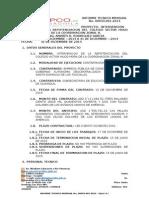 Informe Tecnico Mensual No. 0043-001-2014