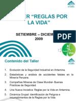 Taller Reglas Vida 2009 Rev05 (2 horas).ppt