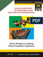 Proposal Pengadaan Sekretariat Partai Dakwah